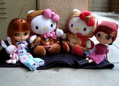 Christmas Kitties!