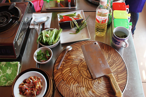 Yangshuo cooking class, day 46