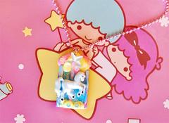 Magic Carousel Necklace (sassyNpunk) Tags: carnival horse necklace handmade carousel charm retro nostalgia polymerclay kawaii pendant