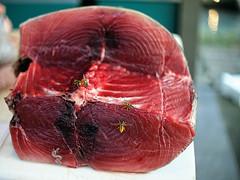 Sashimi Wasps (kai.e.g.) Tags: italy sashimi tuna wasps treviso 25mm ep1 computar f13