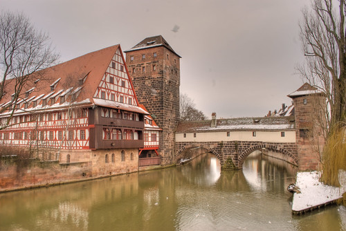 Nürnberg, Winery and Hangman's Bridge