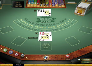 Big Five Blackjack Gold Win