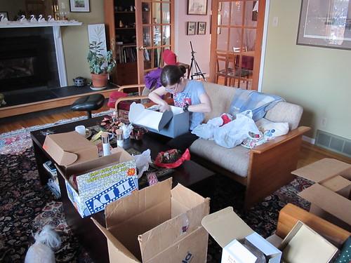 box chaos