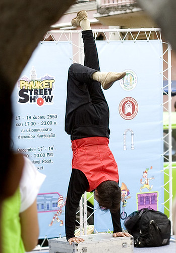 Street Show Performer