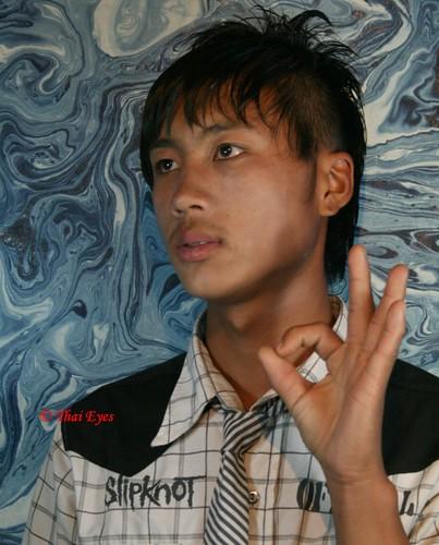 Cute Thai Boy