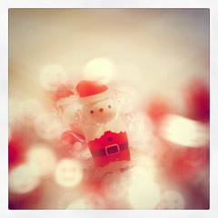 Happy Xmas :) (moaan) Tags: christmas smile smiling happy candy santaclaus 2010 iphone explored iphone4 gettyimagesjapanq1 gettyimagesjapanq2