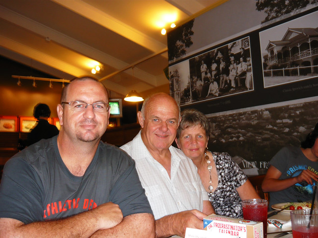 Dad, Poppy and NAnna