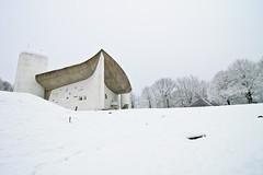 20101127-DSC_8980 (tochungyip) Tags: france chapel le lecorbusier chapelle ronchamp corbusier notredameduhaut