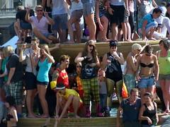 Pride London 2010 - Trafalgar Square (Waterford_Man) Tags: people london trafalgarsquare lgbt pridelondon2010