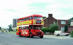 371-02 (Sou'wester) Tags: bus buses routemaster southampton publictransport psv parkroyal rm aec prv rml rm2037 alm37b