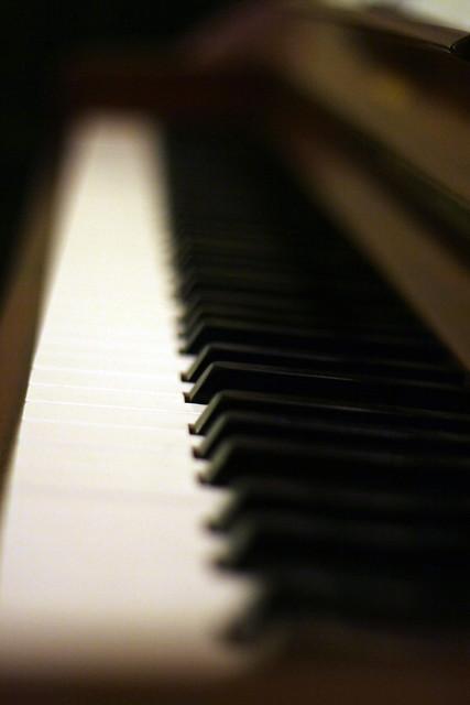 Day 117 - Piano