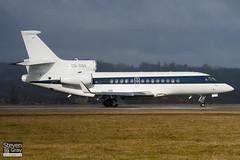 CS-DSA - 30 - Netjets Europe - Dassault Falcon 7X - Luton - 100209 - Steven Gray - IMG_7007