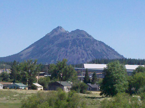 bye to Black Butte