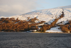 Colintraive (Halliwell_Michael ## Thanks you for your visits #) Tags: winter ferry scotland 2010 rothesay nikond40x