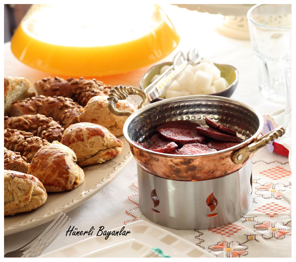 Ülkü&Aytaç Kahvaltı Sofrası 7