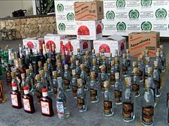 Rosario: Secuestran contrabando y reparten 10.000 botellas de bebidas alcohólicas – Fake News