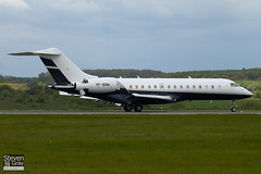 VP-BOW - 9141 - Private - Bombardier BD-700-1A10 Global Express - Luton - 100510 - Steven Gray - IMG_0830