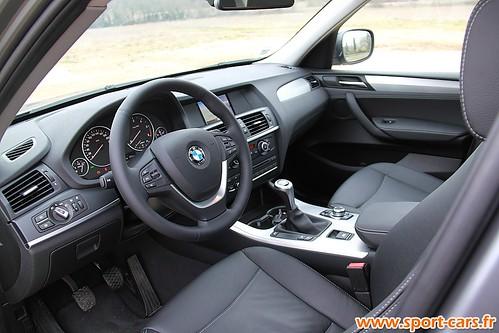 Bmw X3 2010. essai BMW X3 11