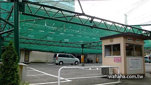 parking lot @ Tokyo