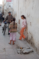 Street life, Essaouira. (rae.joanna) Tags: travel holiday kids children photography relaxing streetphotography morocco slum