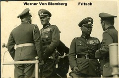 German Officers With blomberg 1 (Make Oxygen... Kill Co2...Plant More Trees) Tags: world old brown field fashion vintage germany army boot grey belt 1930s war uniform sam general boots military coat helmet retro riding 1940s jacket cap german uniforms coats marshal officer 1939 cavalry generals reich medals officers breeches militaryofficer ridingboots uniformjacket fieldmarshal armyofficer ridingbreeches wearinguniform officerinuniform germanarmyofficer germanarmygenerals officerwearinguniform 194019411942194319441945