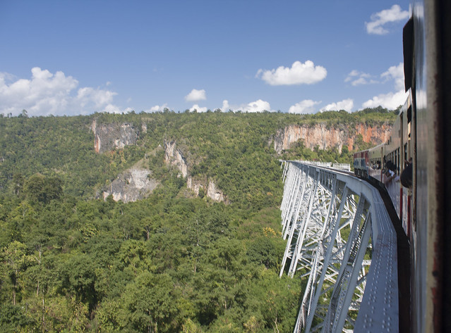 Viaducto de Gokteik