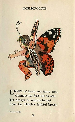 007-The Butterfly Babies' Book 1914- Elizabeth Gordon- Illustrated by M. T. Ross