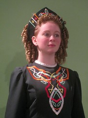 Molly in Irish Costume (edenpictures) Tags: molly picnik irishdancing museumofscienceindustry christmasaroundtheworld mcnultyirishdancers mcnultyschoolofirishdance