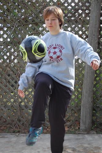Moar Juggling...