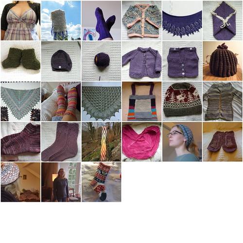 2010 knitting