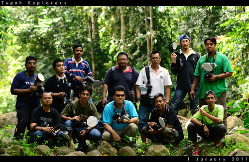 Tupah Explorers | 1 January 2011