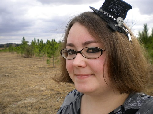 Me in a tiny top hat