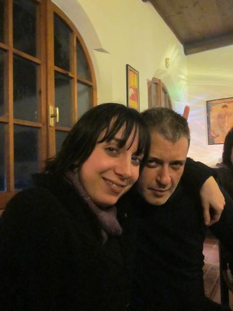 Daniele and Monica