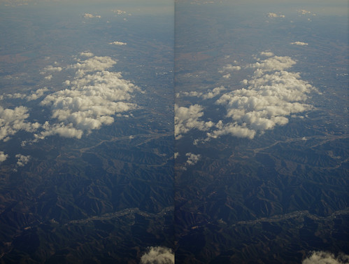 Ashikaga, stereo parallel view