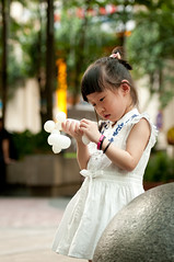 Lonely Moment (iSayer ©) Tags: kids nikon moments outdoor d300s 70200f28vrii