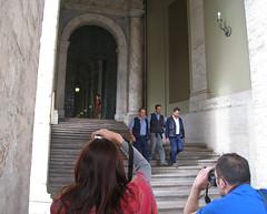Honeymoon in Rome (bdshaler) Tags: vatican rome stpeterssquare michelangelo sanpietro fortress vaticanmuseum sistinechapel vaticancity museivaticani stpeterscathedral castelsaintangelo piazzapioxii