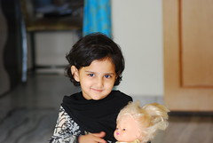 Marziya Shakir The Worlds Youngest Street Photographer Loves Dolls by firoze shakir photographerno1
