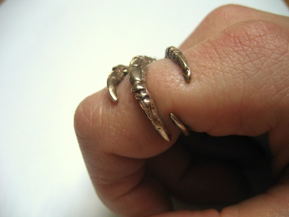 claw ring 4