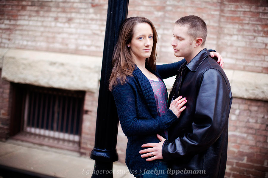 Wichita engagement photographer