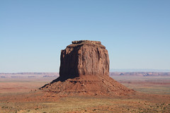 Monument valley rock (gigarimini (busy on/off)) Tags: park travel rock stone navajo monumentvalley