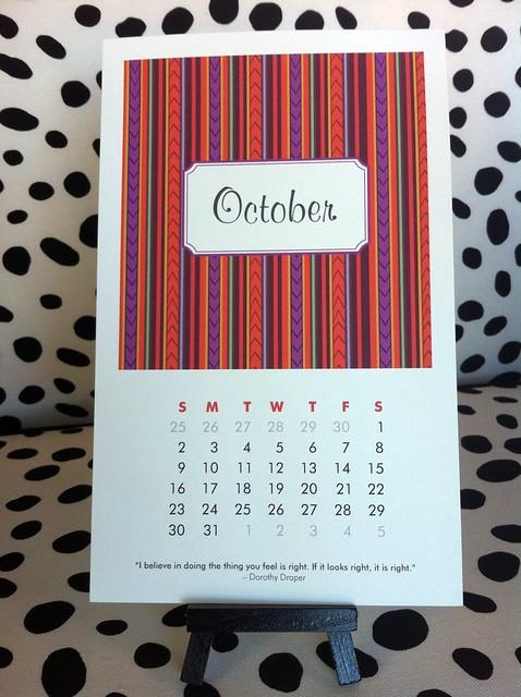 Furbish calendar