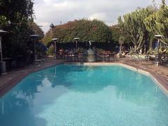 Pool, Figueroa Hotel