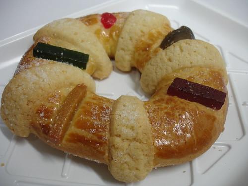 Rosca de Reyes individual