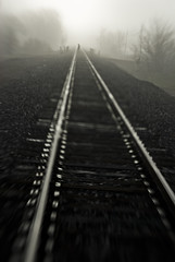 Anderson CA (A.D. Loucks) Tags: blurry nikon tracks trains vision andersonca adloucks