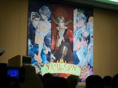 Yaoi-Con banner