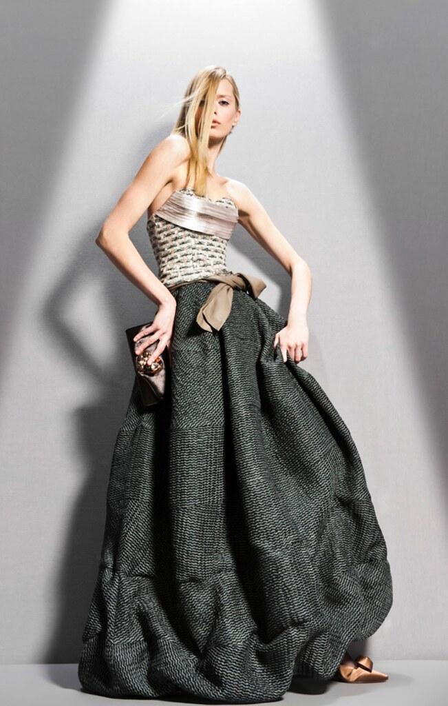 fashion, runway, collections, clothes, shoes, Giorgio Armani pre-fall 2011