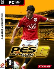 Tải Game Bóng Đá Pro Evolution Soccer 6 Việt Nam.
