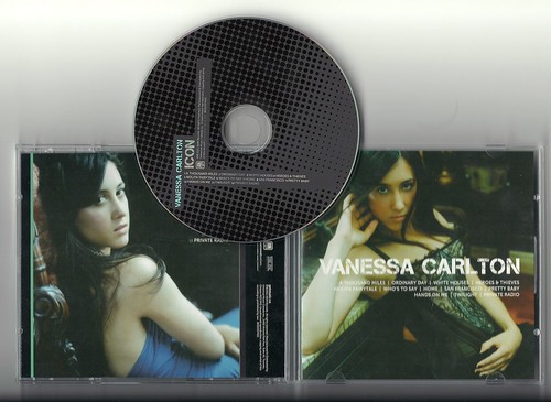 Vanessa Carlton - Icon (2011)