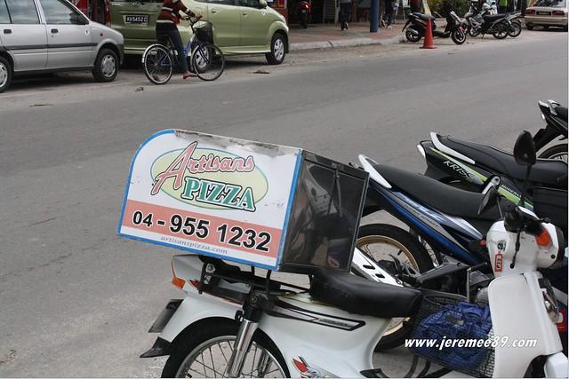 Artisans Pizza @ Langkawi - Delivery
