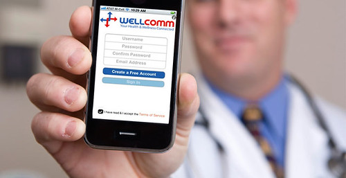 WellComm Releases App-Based Open System Enabling SmartPhone Connectivity to Digital Health and Wellness Resources